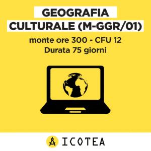 GEOGRAFIA CULTURALE