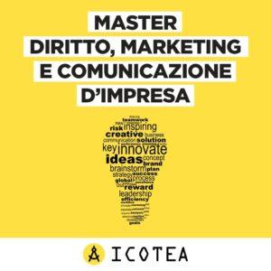 MASTER DIRITTO MRKT COMUNICAZIONE IMPRESA