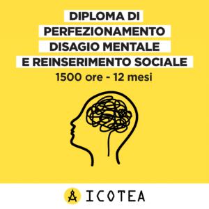 DIPLOMA PERF DISAGIO MENTALE