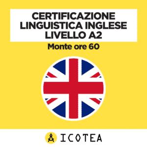 certificazione inglese A2