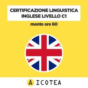 Certificazione Linguistica Inglese livello c1 monte ore 60