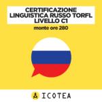 Certificazione Linguistica Russo TORFL Livello c1 - monte ore 280