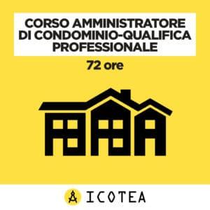 Corso Amministratore di Condominio-Qualifica professionale 72 ore