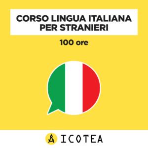 Corso Lingua Italiana per Stranieri 100 ore