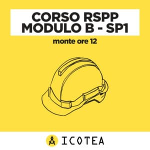 Corso RSPP Modulo B - SP1 - 12 ore