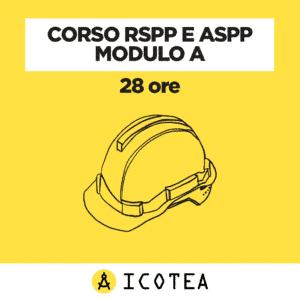 Corso RSPP e ASPP modulo A