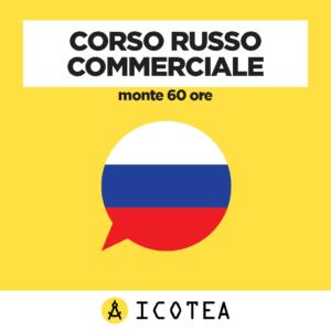Corso RUSSO Commerciale monte 60 ore