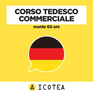 Corso TEDESCO Commerciale monte 60 ore
