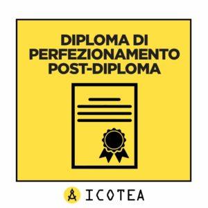 Diploma di Perfezionamento Post-Diploma