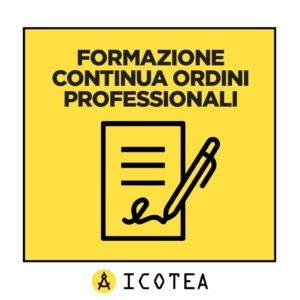 Formazione Continua Ordini Professionali