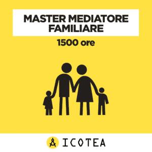 Master Mediatore Familiare