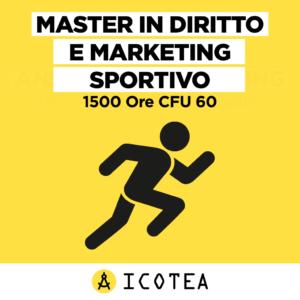 Master diritto e marketing sportivo
