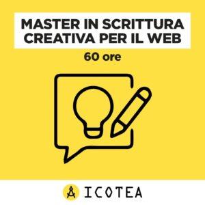 MASTER SCRITTURA CREATIVA PER IL WEB