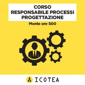 Corso Responsabile Processi Progettazione