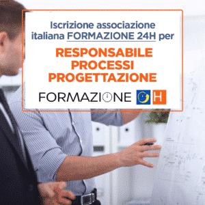 Responsabile Processi Progettazione
