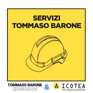 Servizi sicurezza - Tommaso Barone